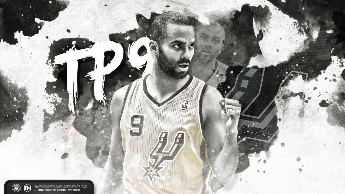Tony Parker wallpaper by michaelherradura on DeviantArt