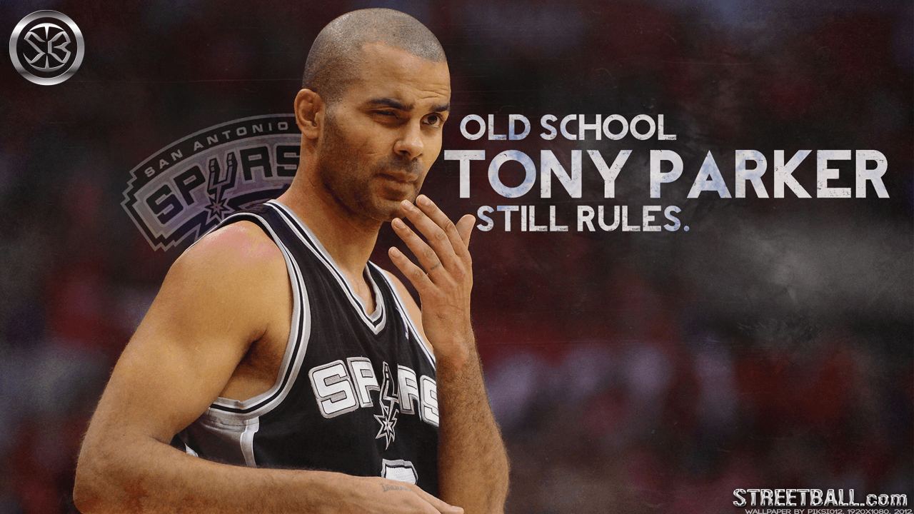 Tony Parker | U.S. News in Photos | ImageSerenity.com