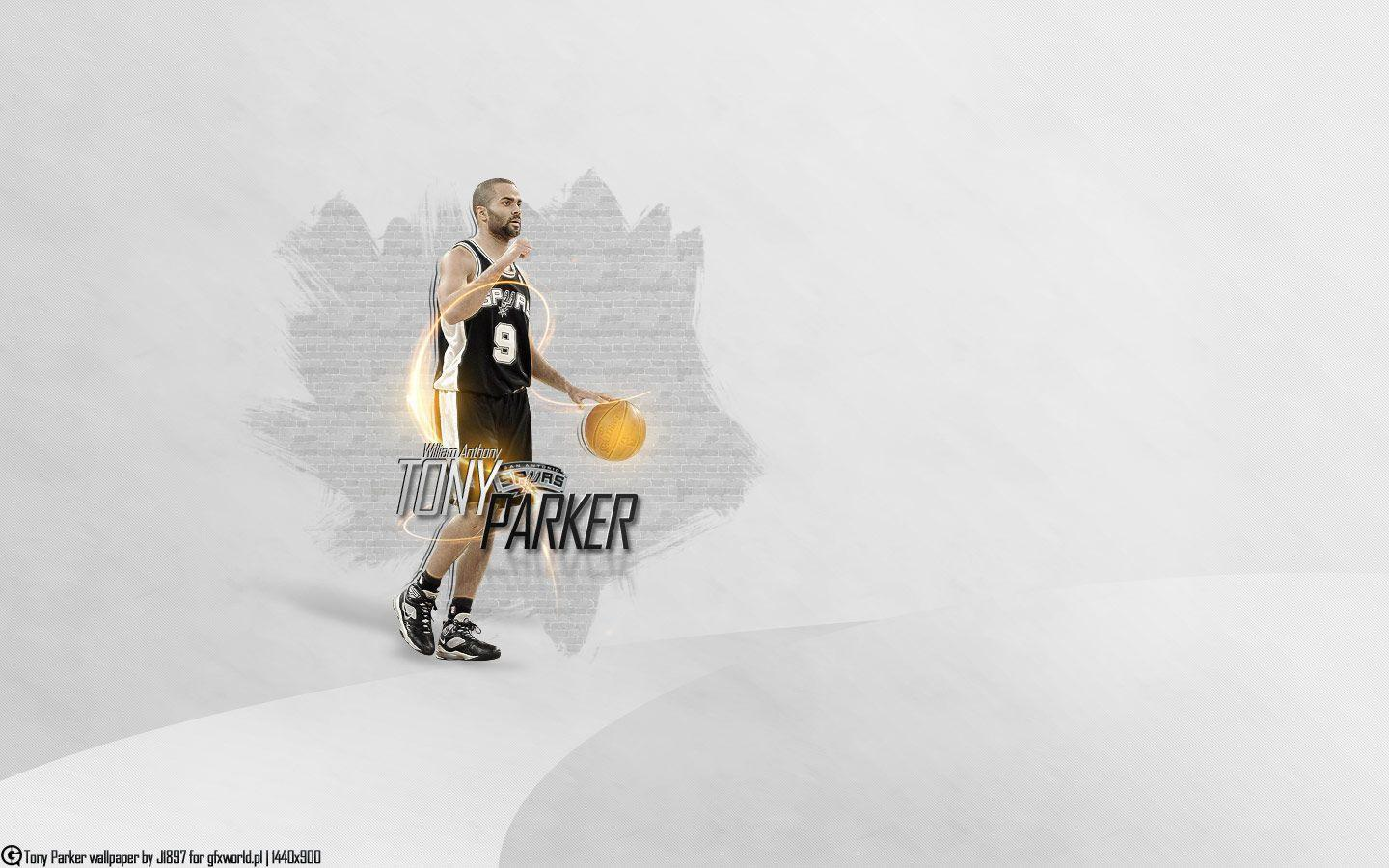 Tony Parker San Antonio Spurs Widescreen Wallpaper | Basketball ...