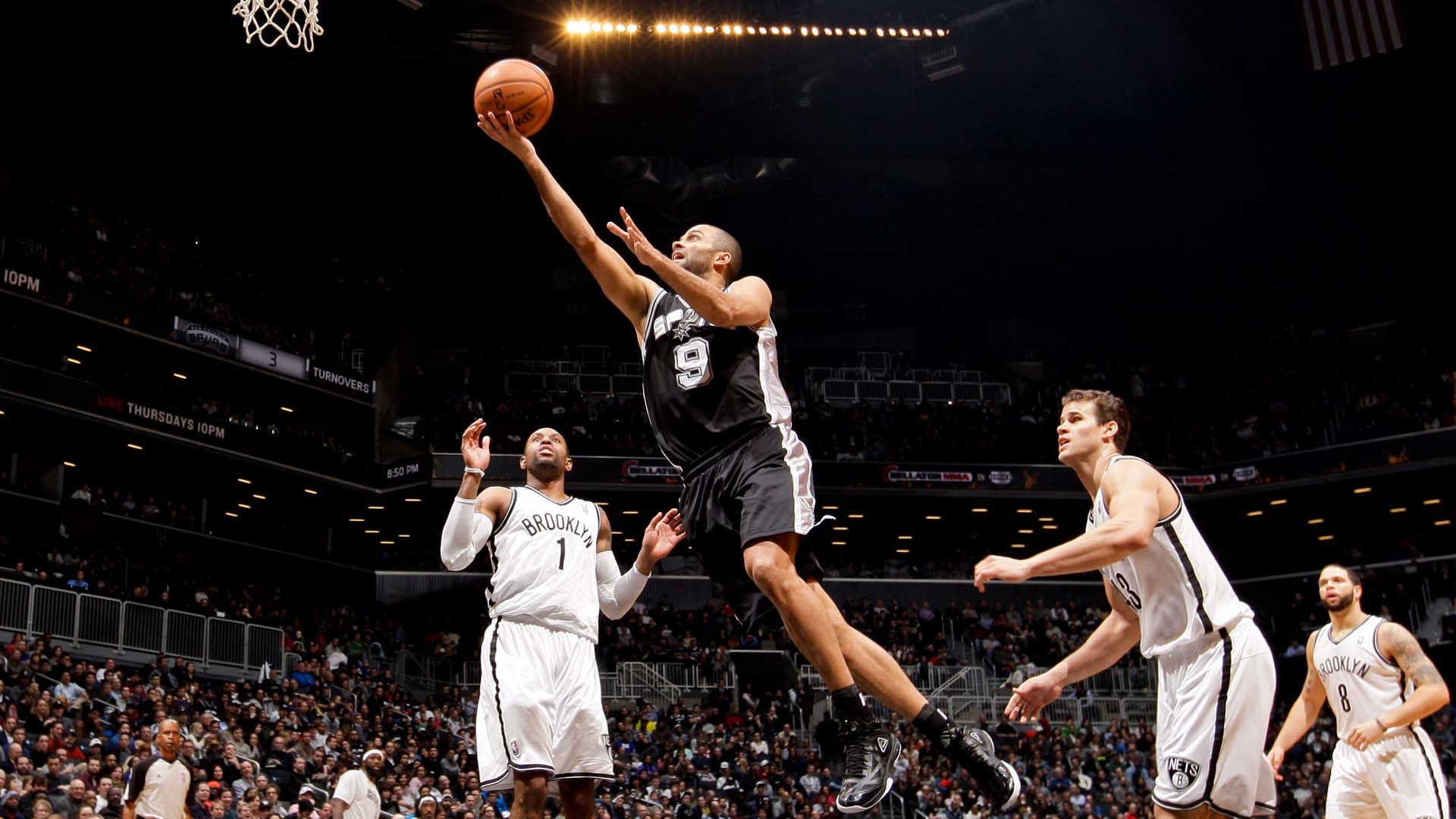 HD Tony Parker Wallpapers – HdCoolWallpapers.Com