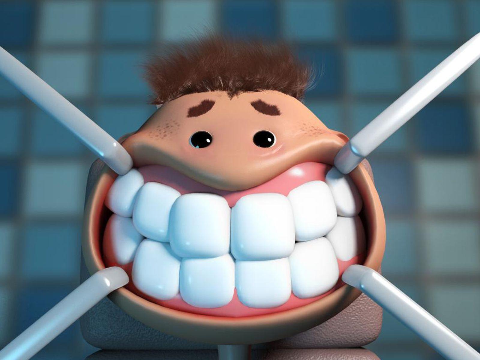Tooth Desktop Wallpaper Free