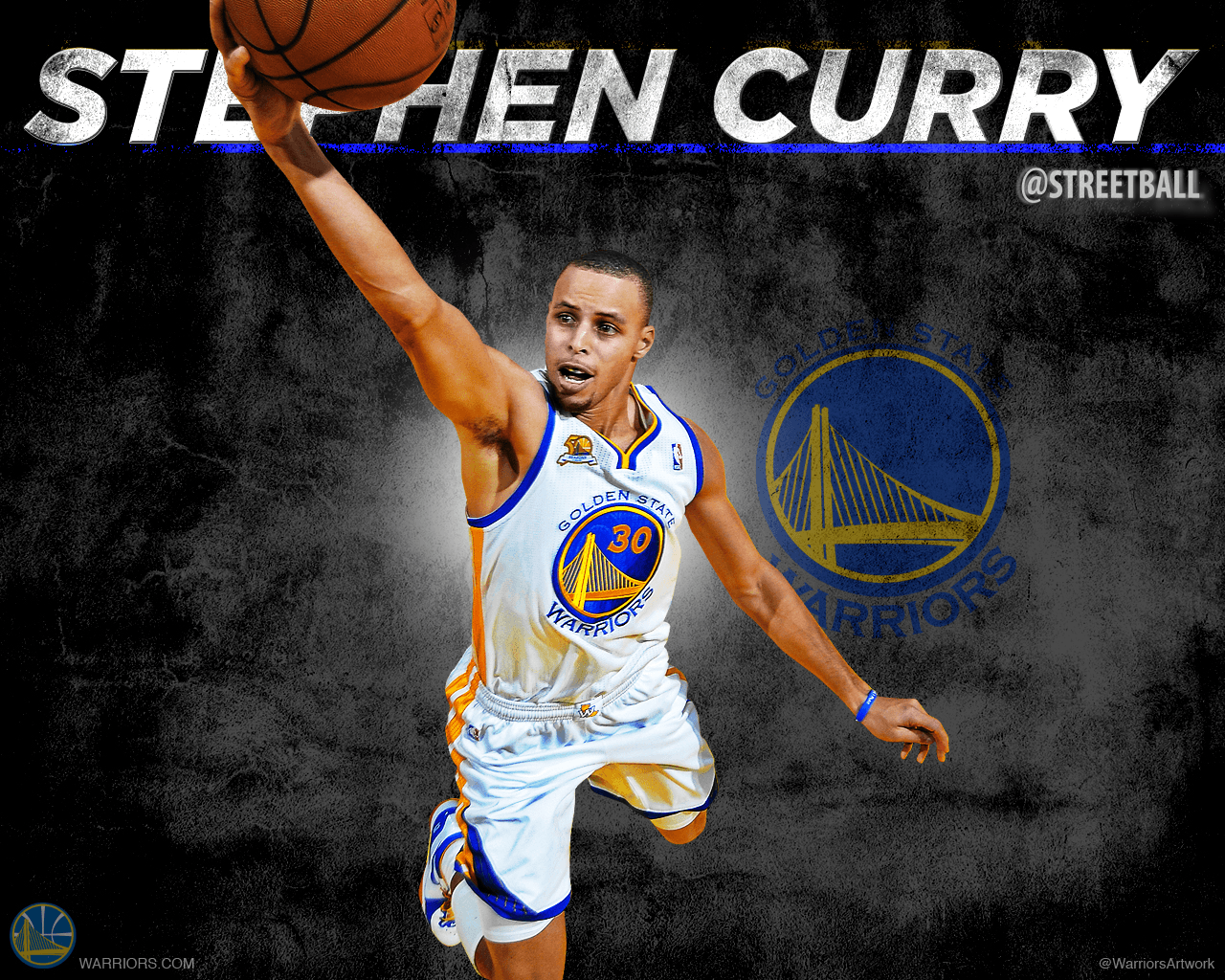 Stephen Curry NBA Golden State Warriors Wallpapers