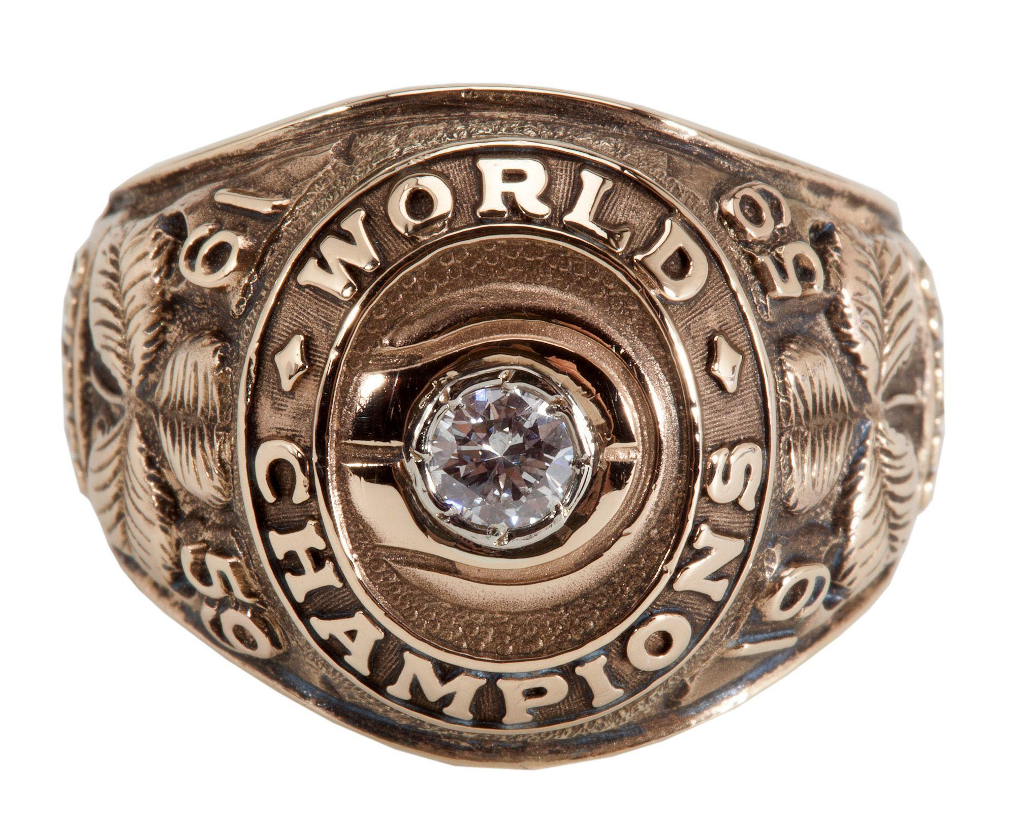 253 best image about Team Championship Rings