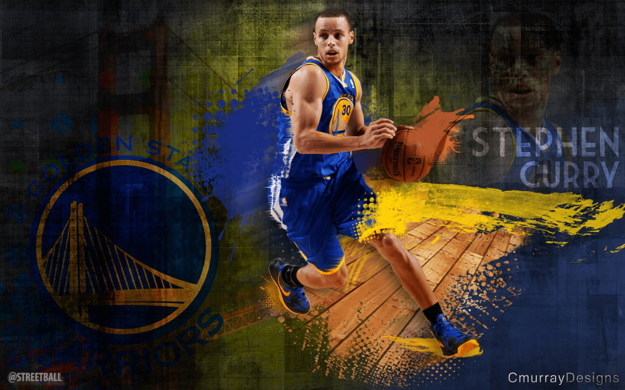Golden State Warriors Stephen Curry Wallpapers
