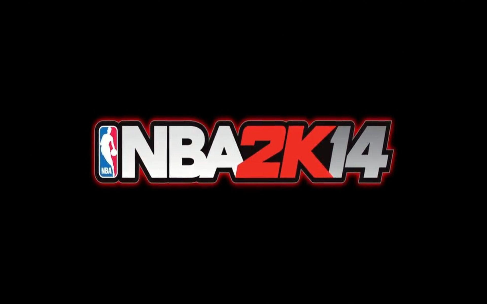 NBA 2K14 Logo - 1920x1200 - Full HD 16/10 - Wallpaper #3391 on ...