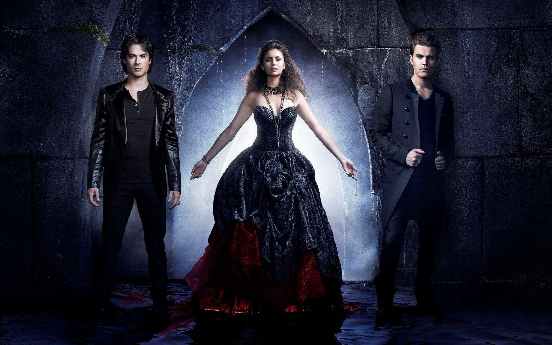 78 The Vampire Diaries HD Wallpapers