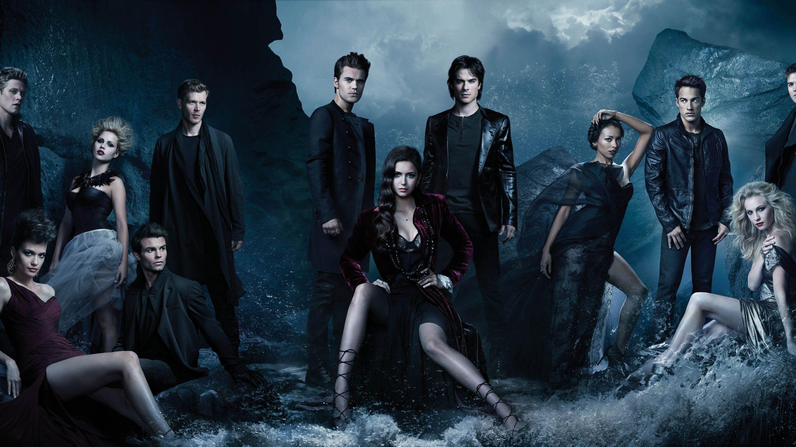 The Vampire Diaries HD Wallpapers for desktop download