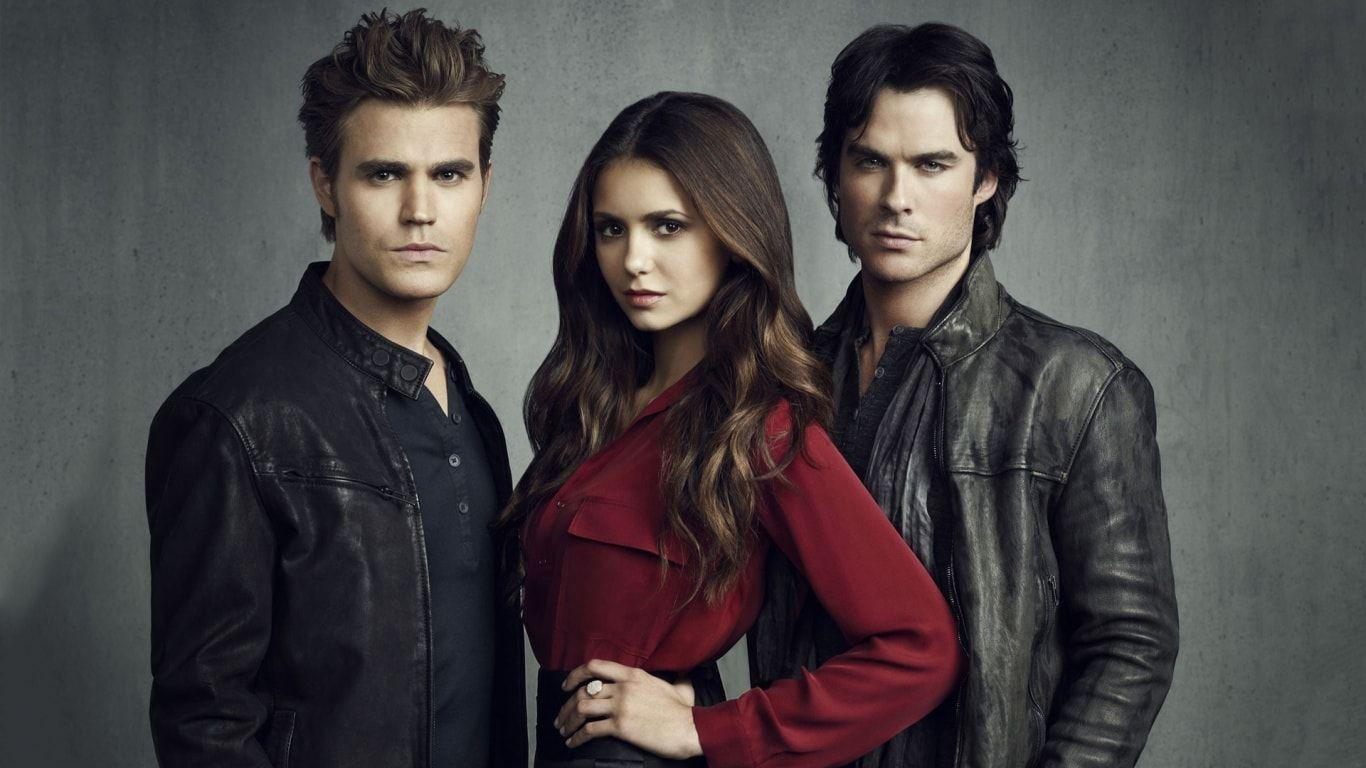 The Vampire Diaries HD Desktop Wallpapers