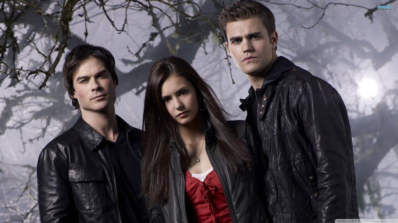 The Vampire Diaries HD desktop wallpapers : High Definition