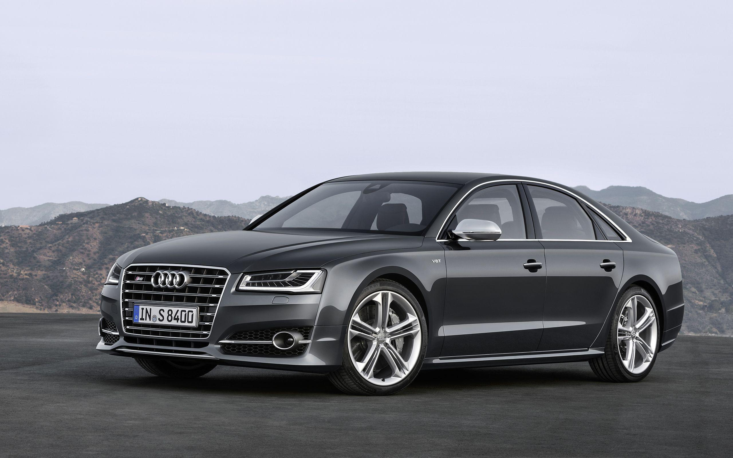 22 Audi A8 HD Wallpapers