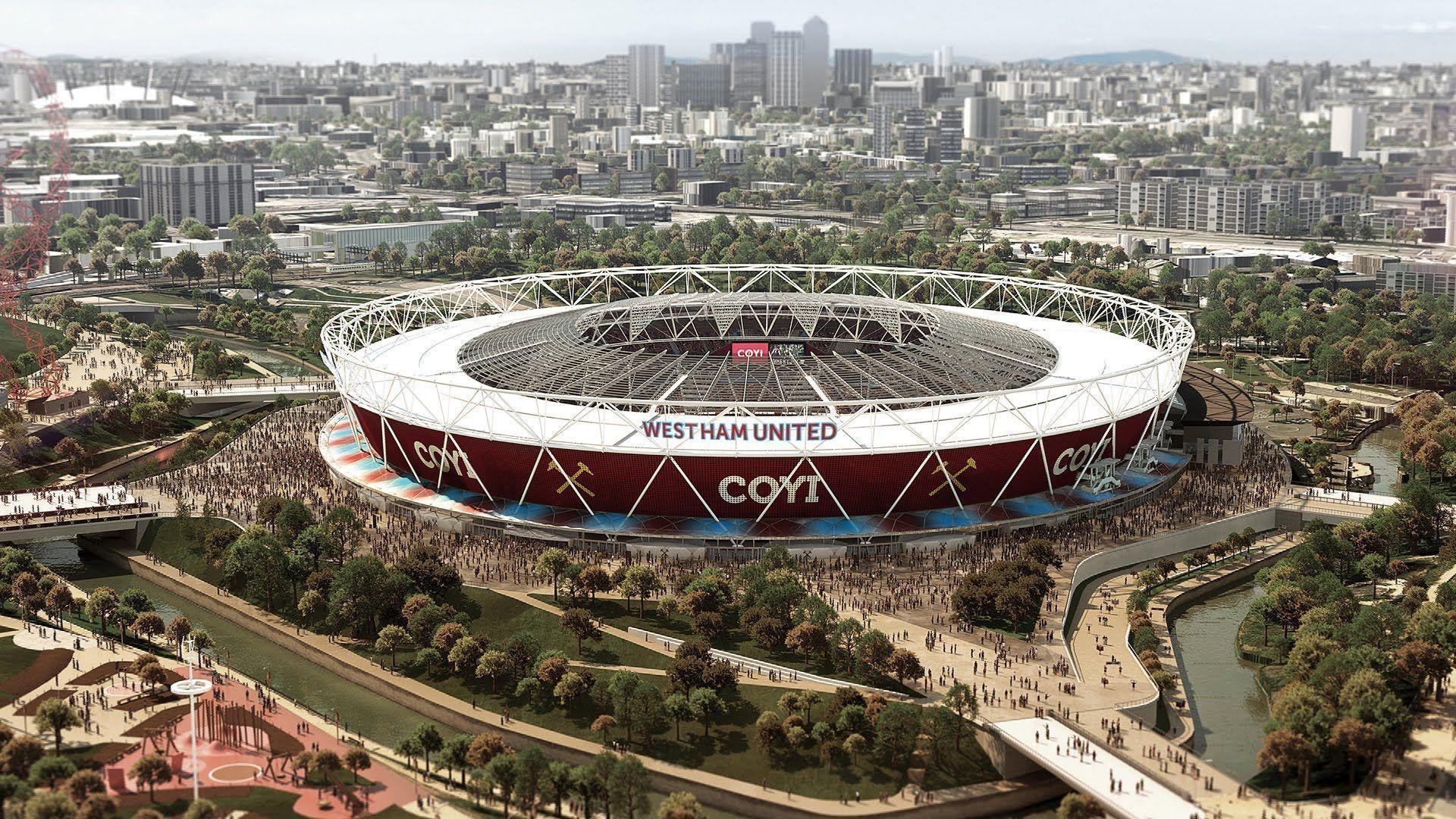 West Ham United Stadion