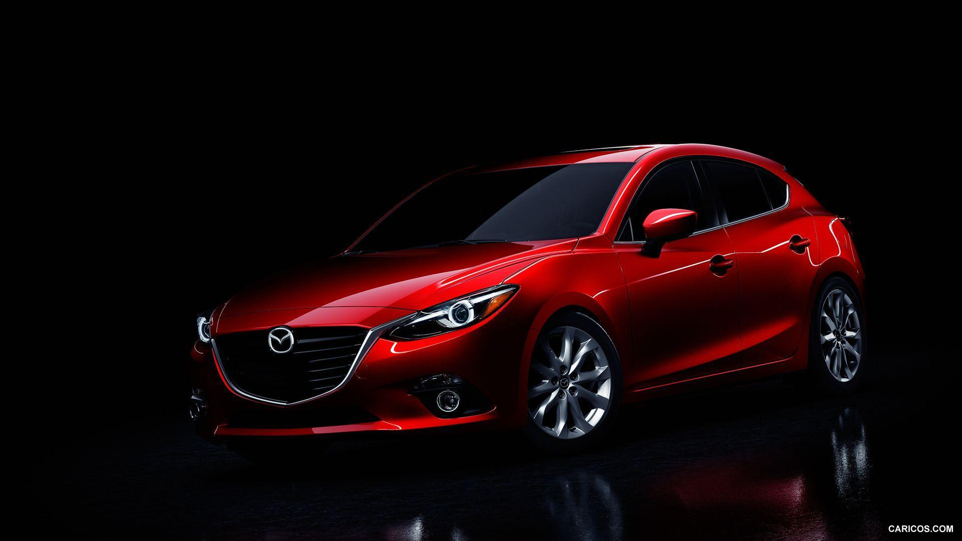 Mazda 3 Wallpapers Collection
