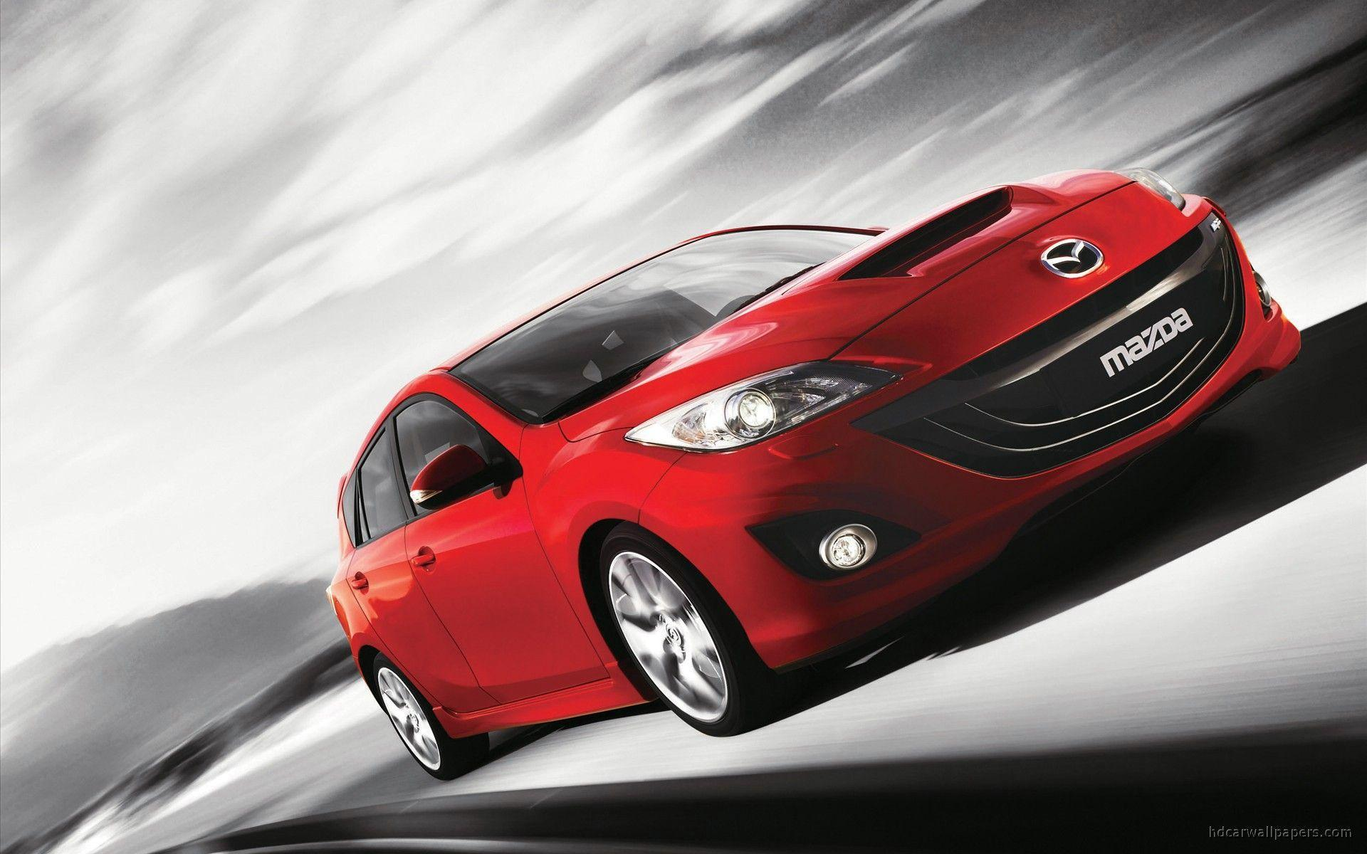 New Mazda 3 MPS Wallpapers
