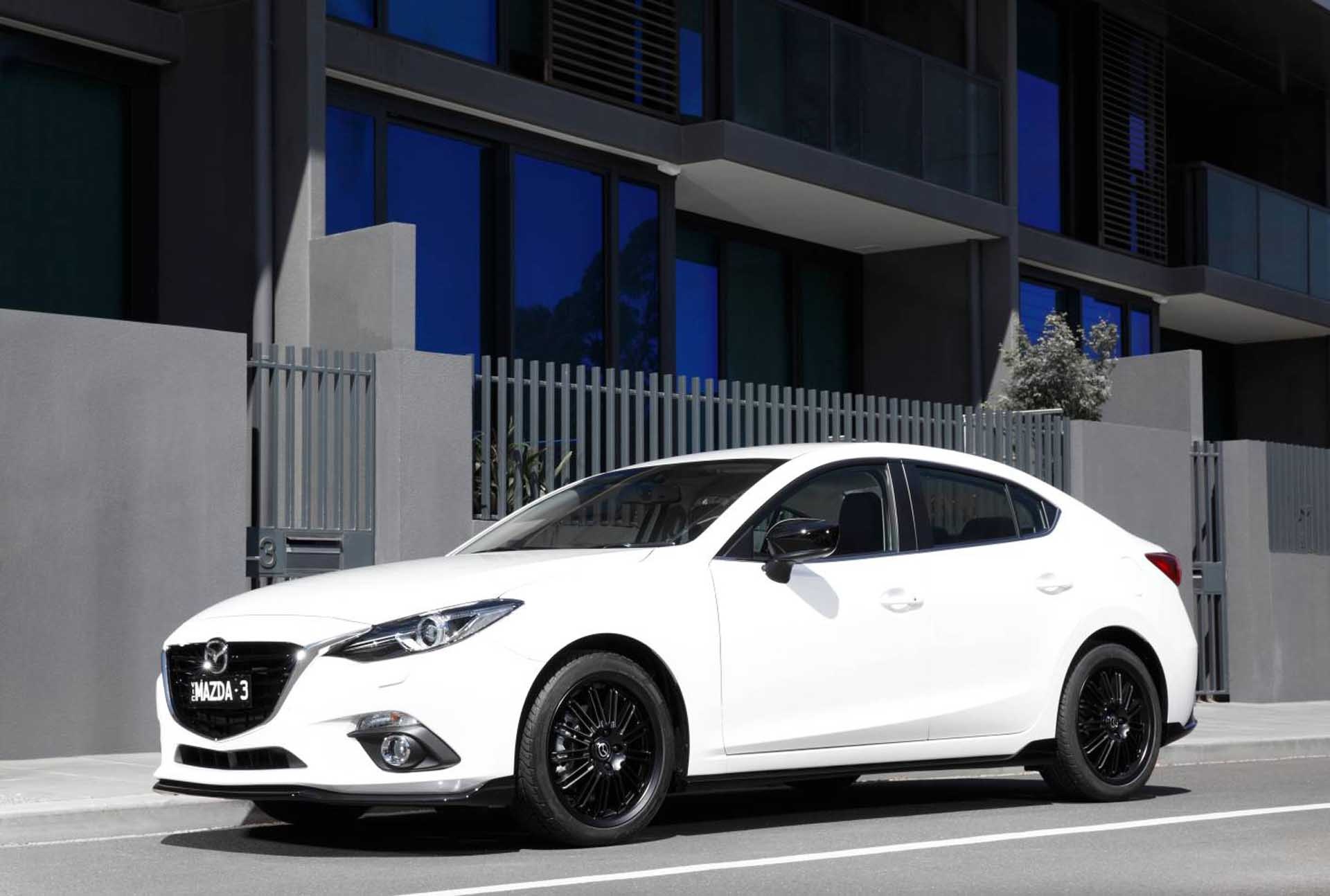 Mazda 3 Latest HD Wallpapers Free Download