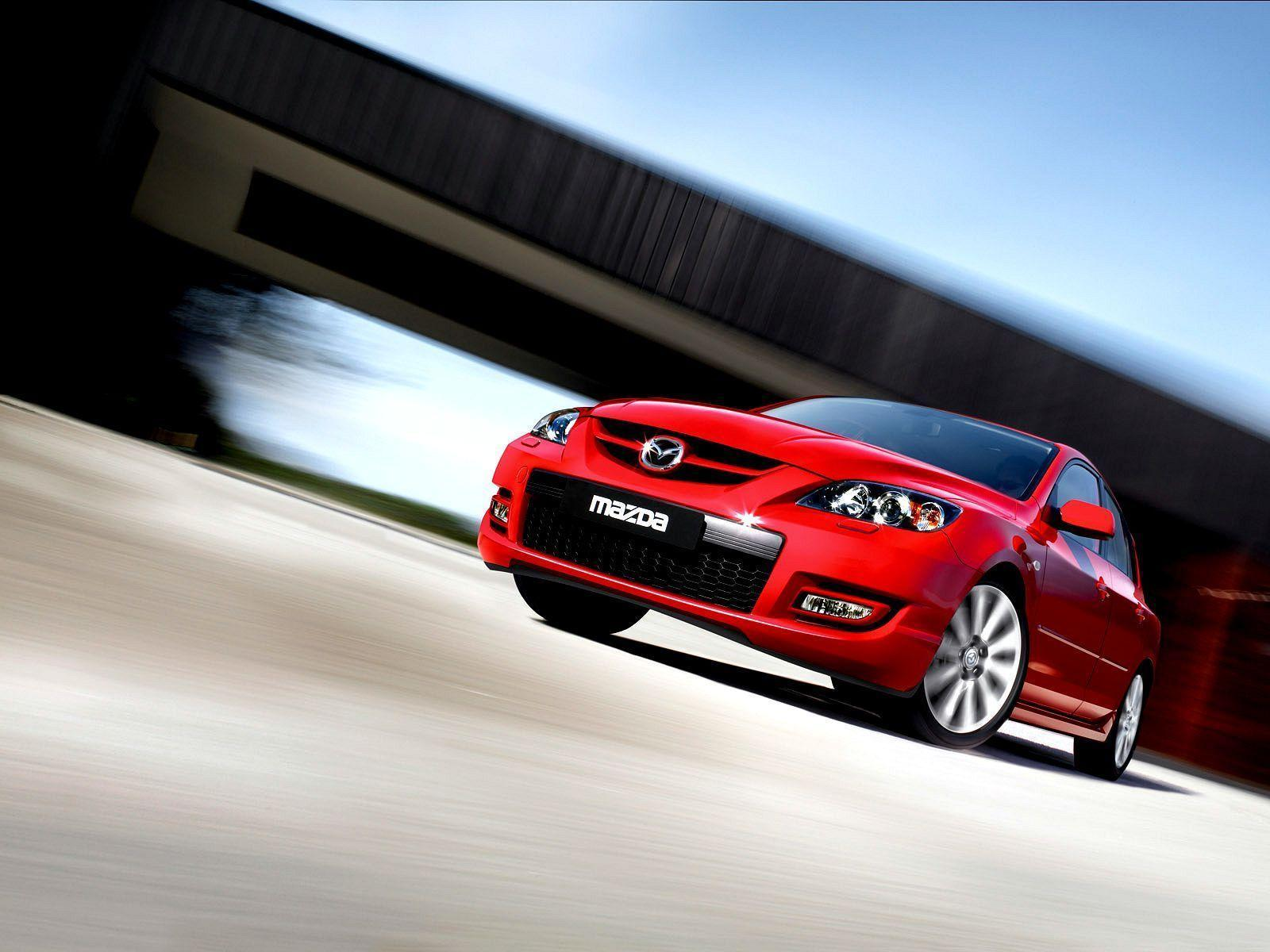 Mazda 3 MPS Wallpapers