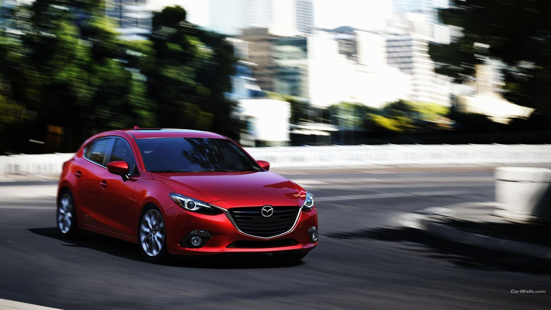 2014 Mazda 3 Wallpapers HD Download