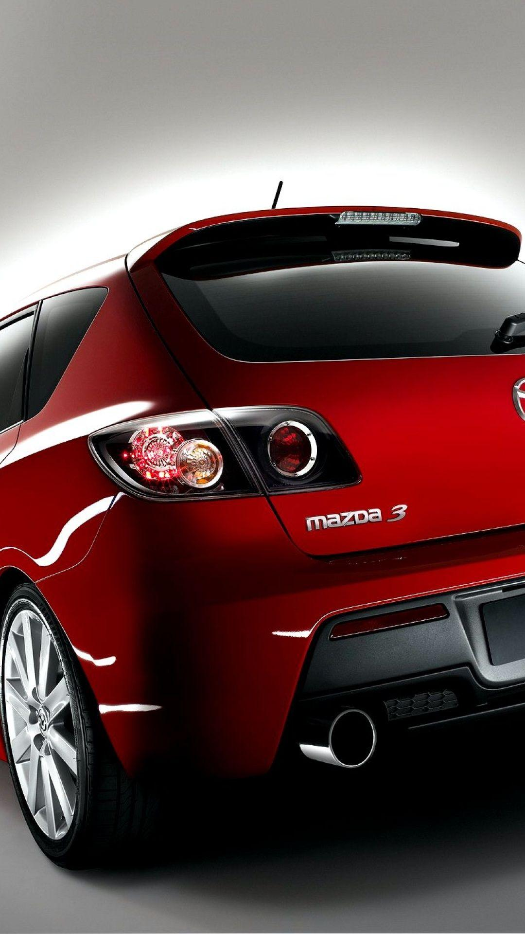Mazda 3 MPS iPhone 6 Wallpapers