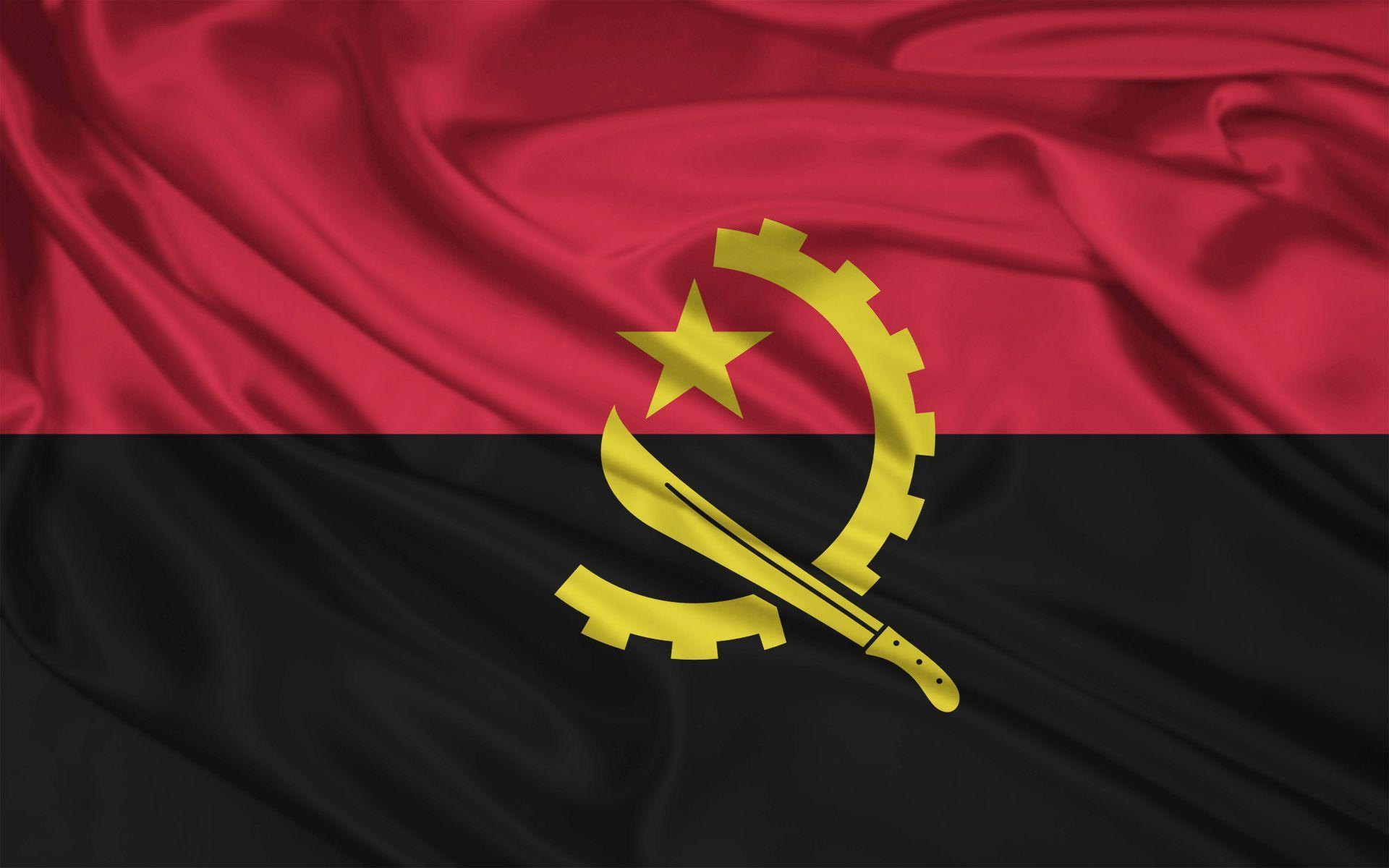 The Beauty Of Angola Flag In Pictures: Download Free In HD
