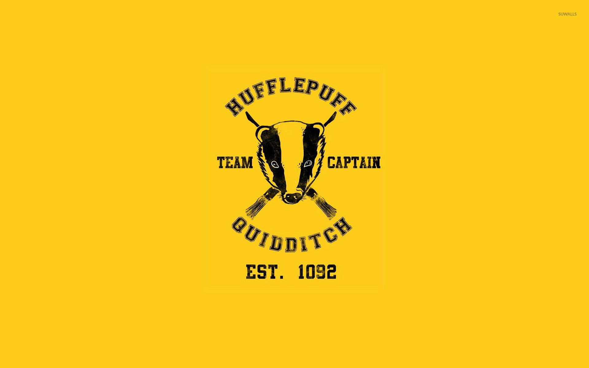 Hufflepuff Wallpapers Wallpaper Cave