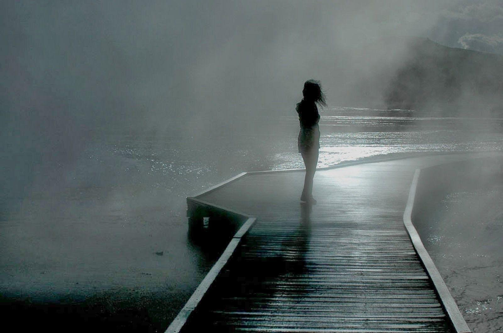 Alone Girl Wallpapers Wallpaper Cave