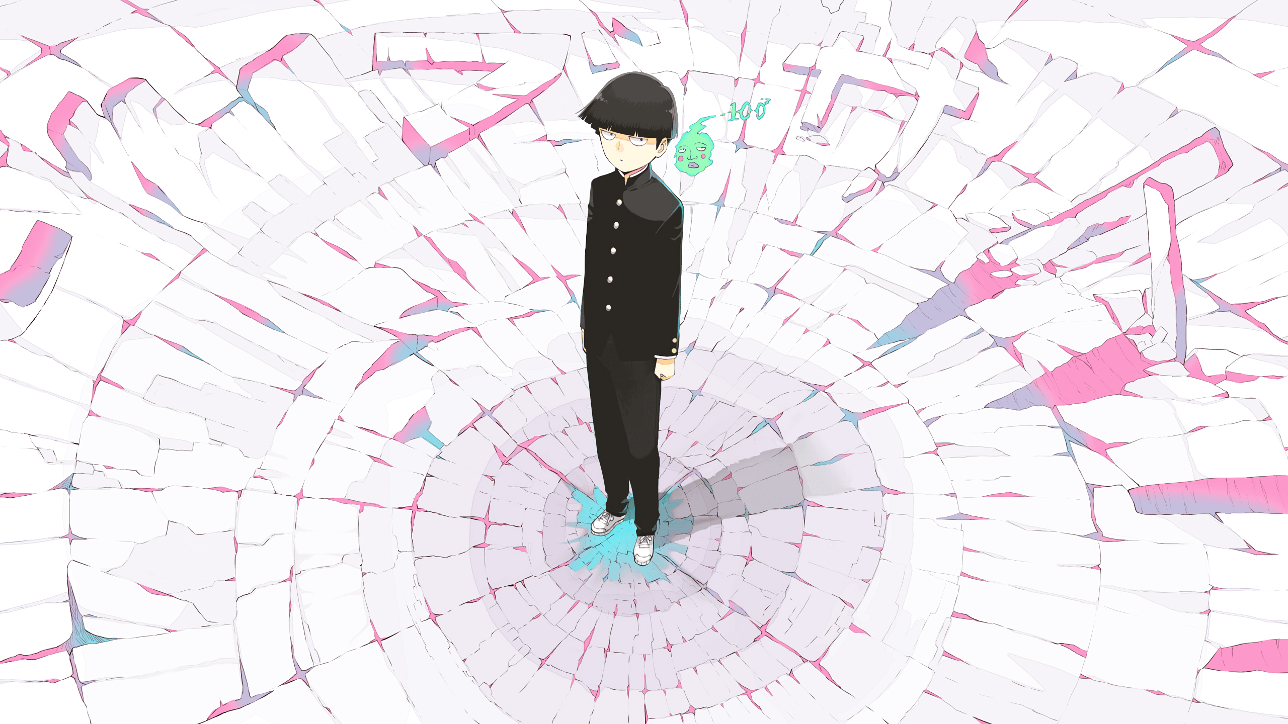 Mob Psycho 100 Wallpapers Wallpaper Cave