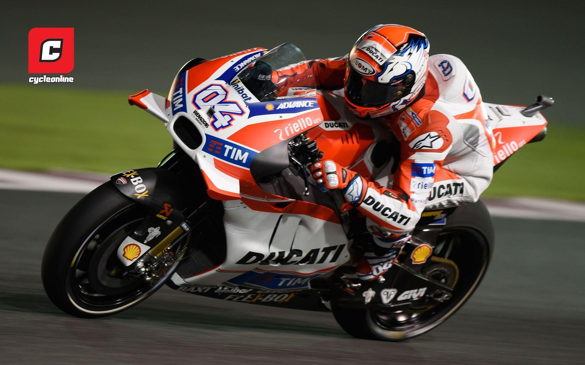 Wallpaper: Andrea Dovizioso