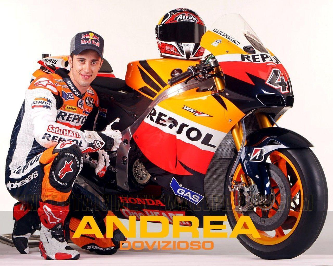 Andrea Dovizioso Wallpapers