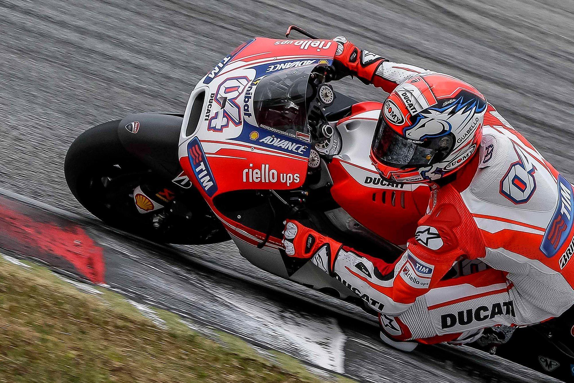 MotoGP Sepang 2 Test Summary – Day 1: Hard Work, Heavy Weather