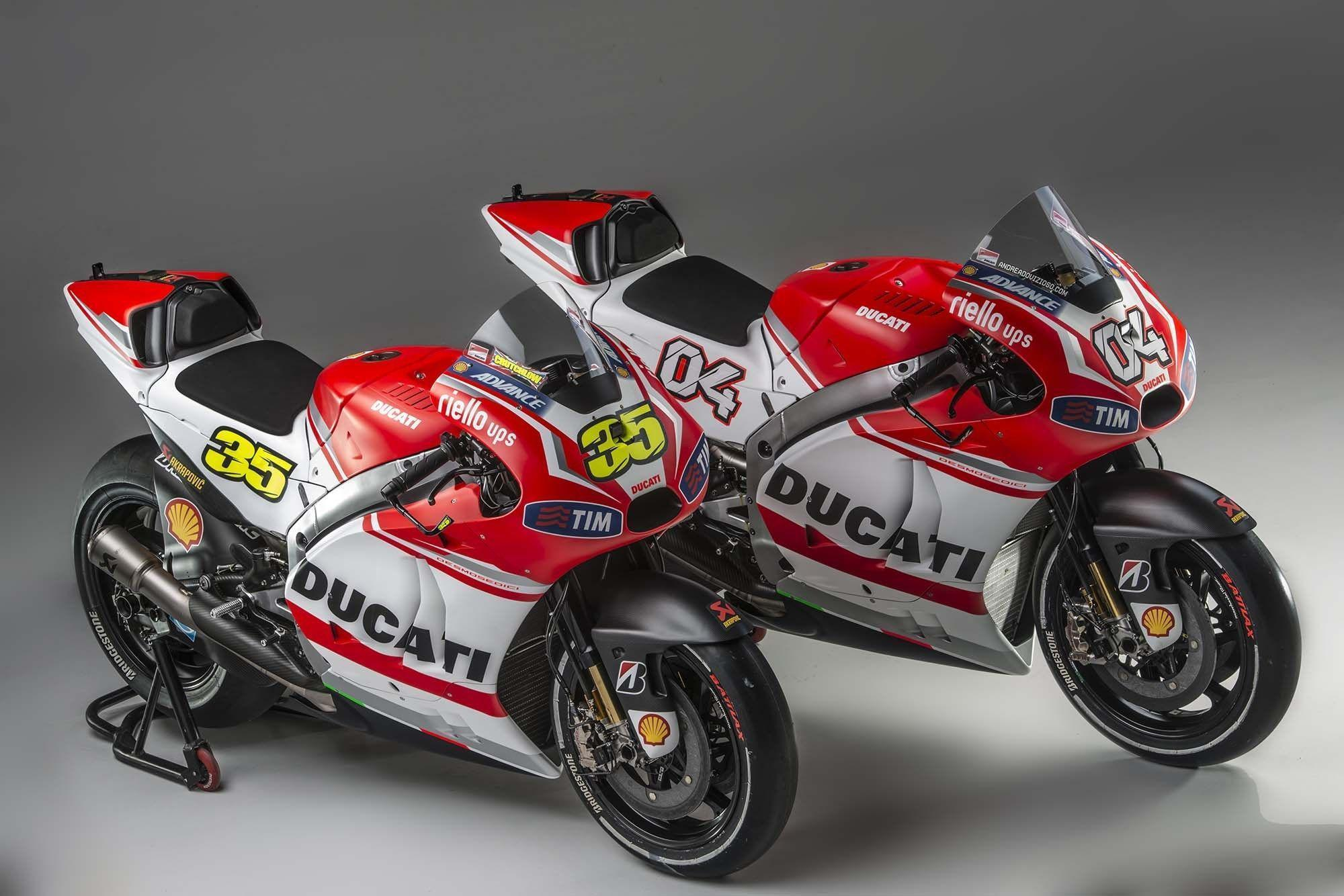 MotoGP: Ducati's 2015 MotoGP Bike Wont Be Ready In Time For The