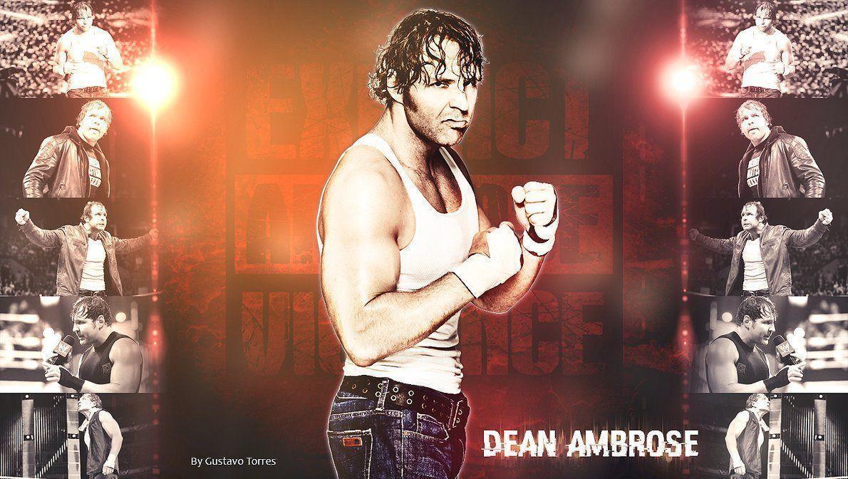 Dean ambrose 2015 wallpaper