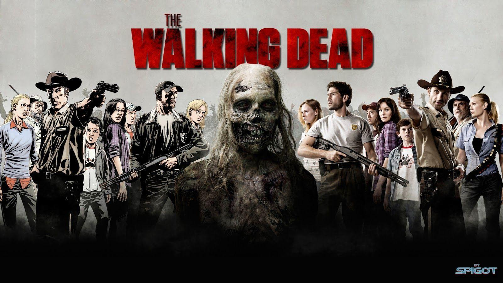 The Walking Dead 7 Wallpapers Wallpaper Cave