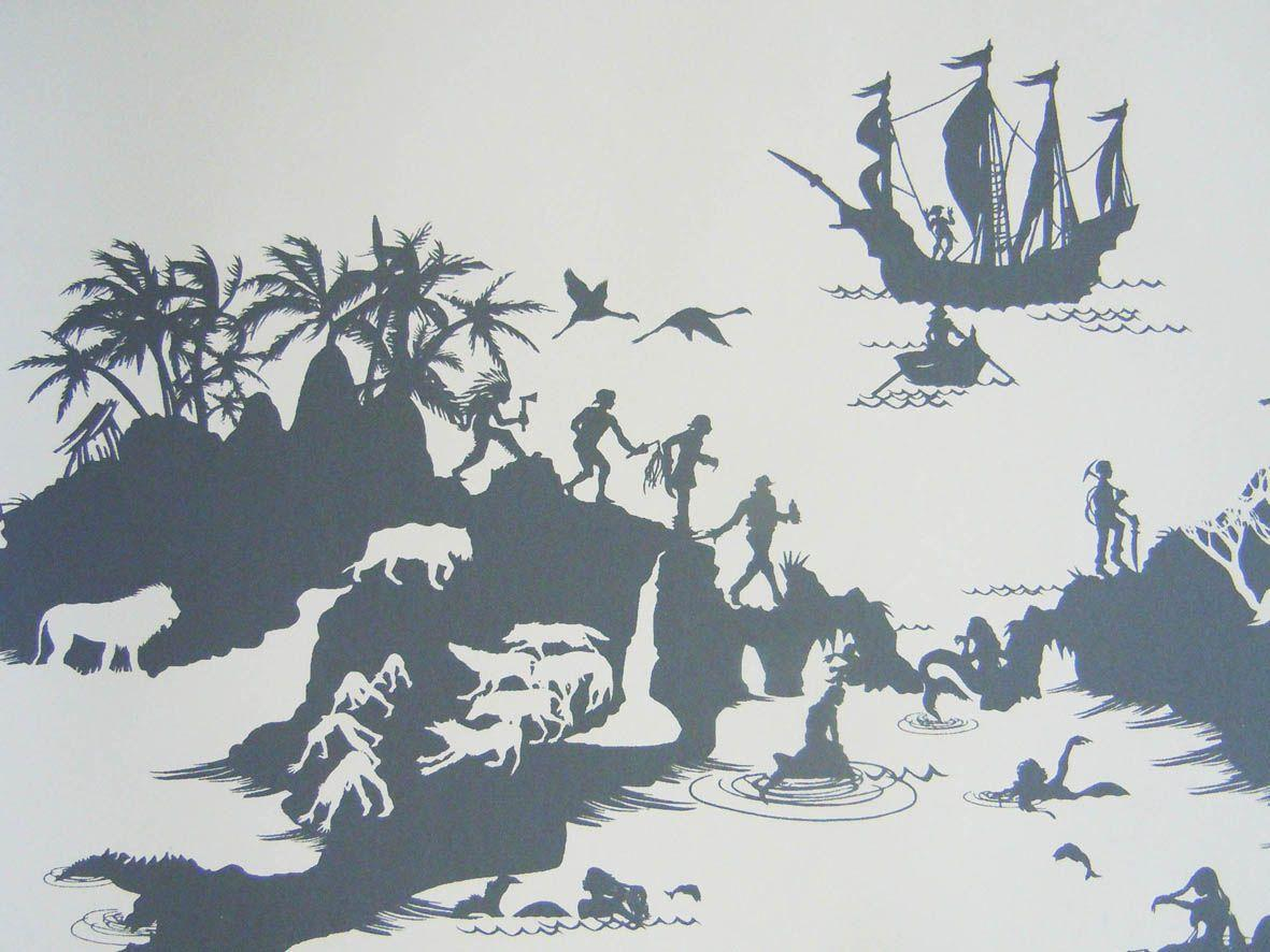 Peter Pan wallpapers by Emma Molon via frolic!
