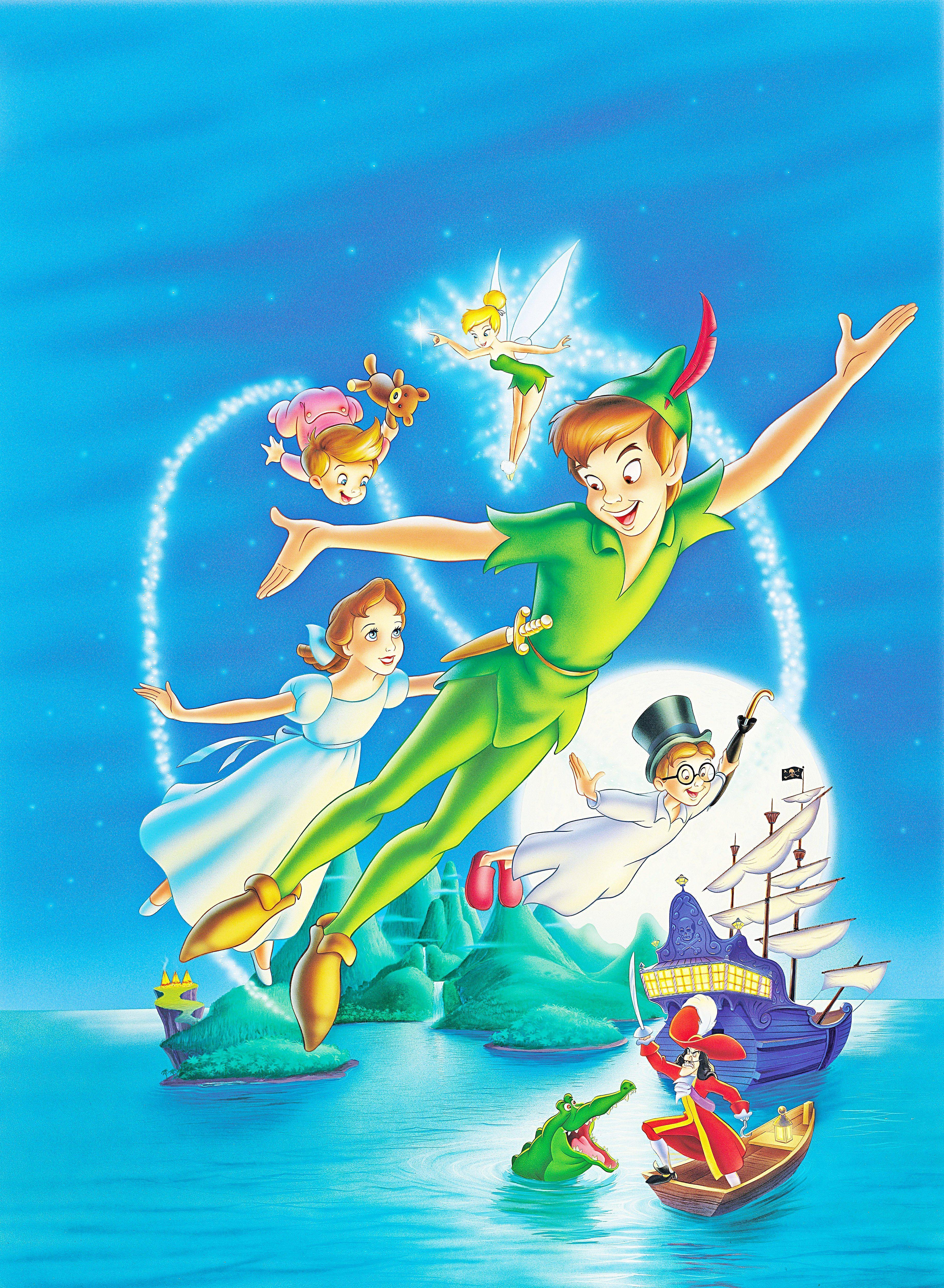 Disney S Peter Pan Pictures to Pin