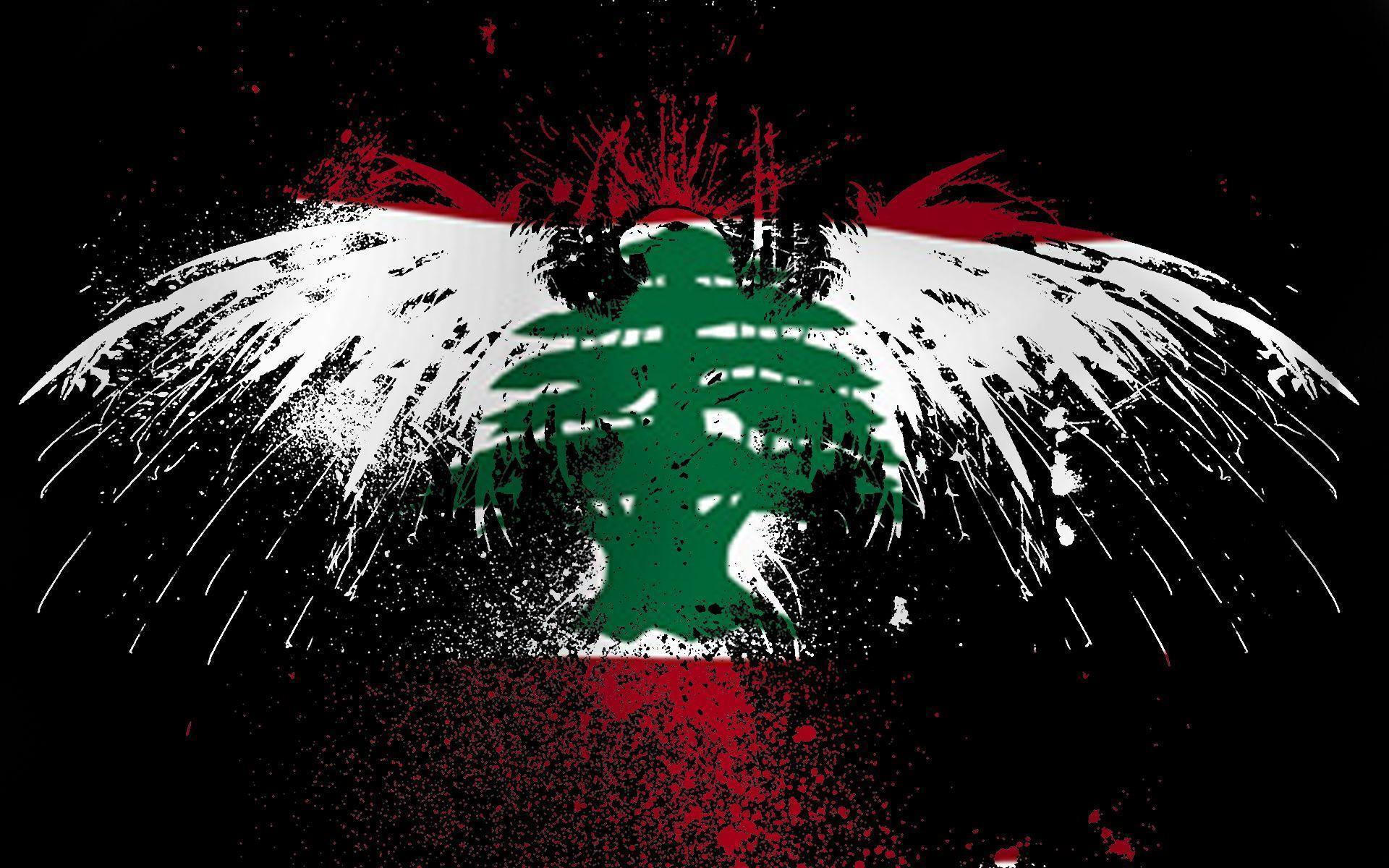lebanese army flag wallpapers