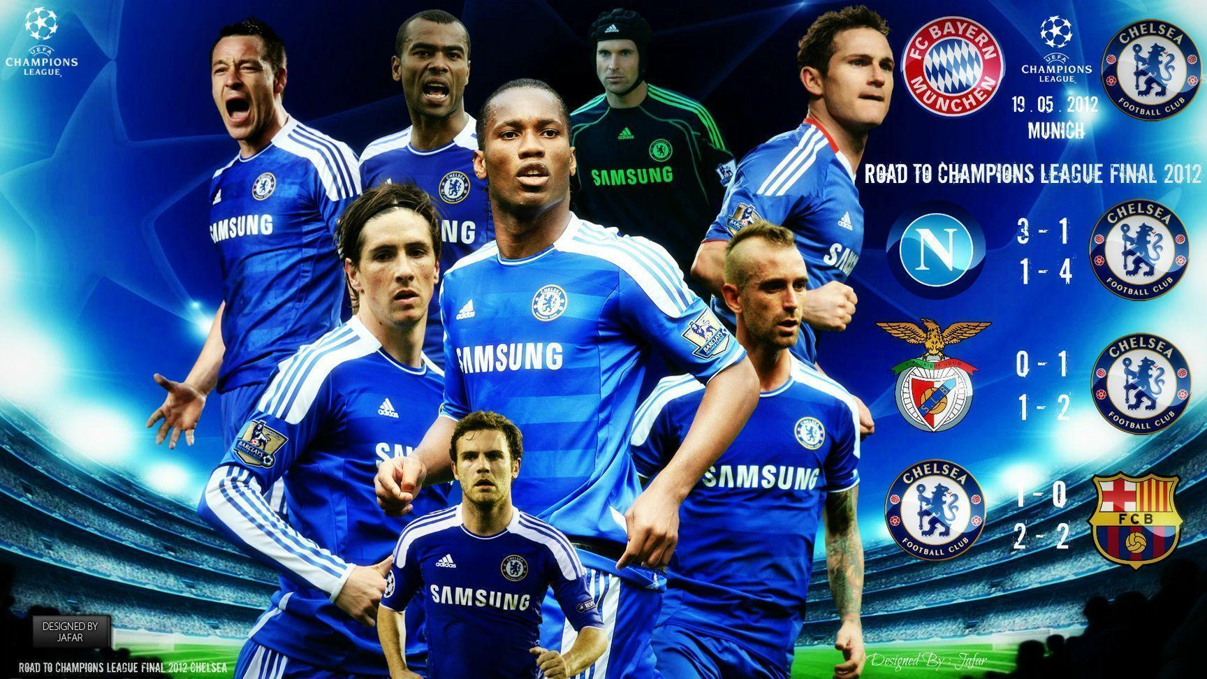 Champions League Winners Wallpapers - Wallpaper Cave