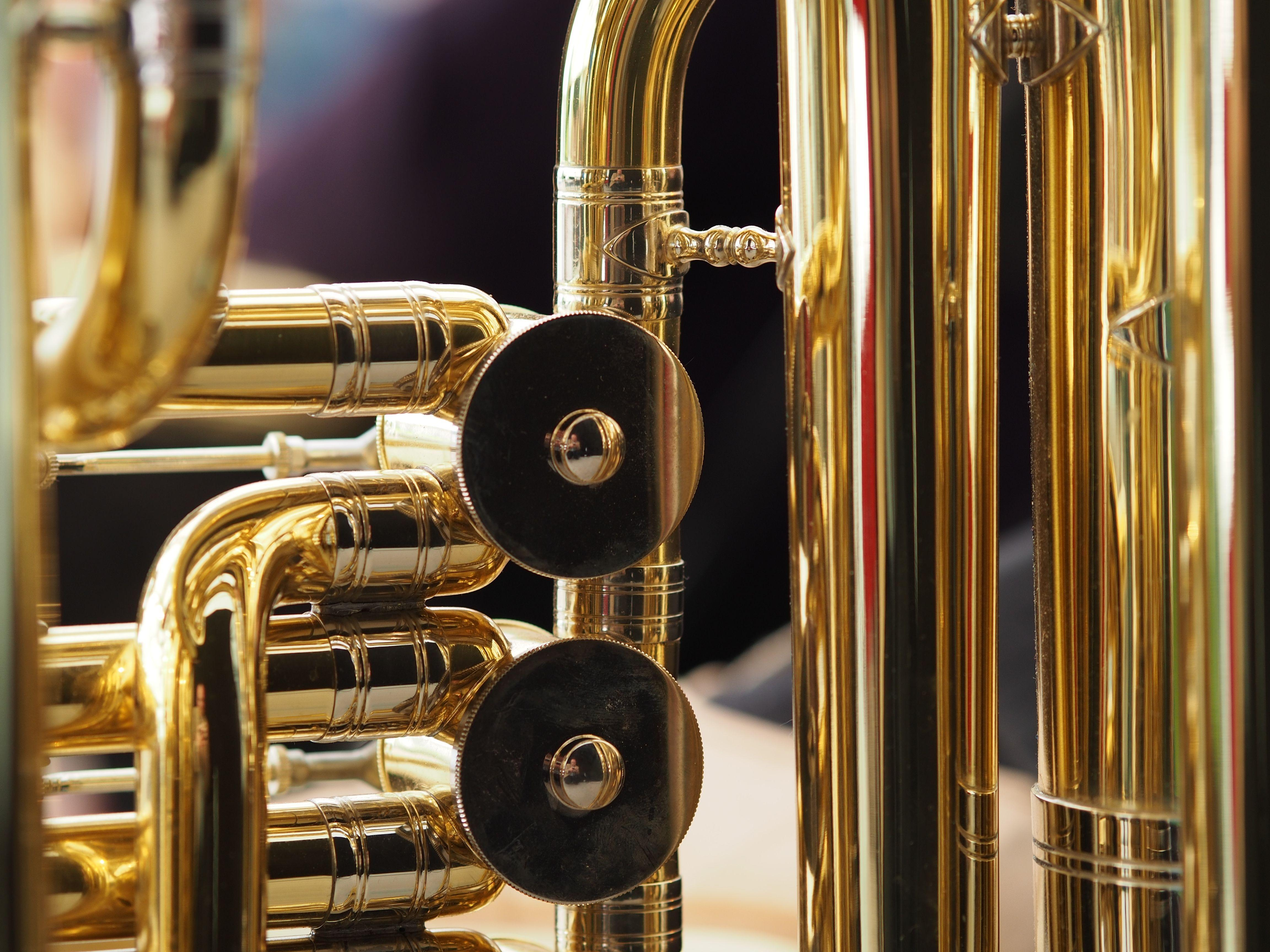 File:Brass instruments, Tuba, part of.jpg - Wikimedia Commons