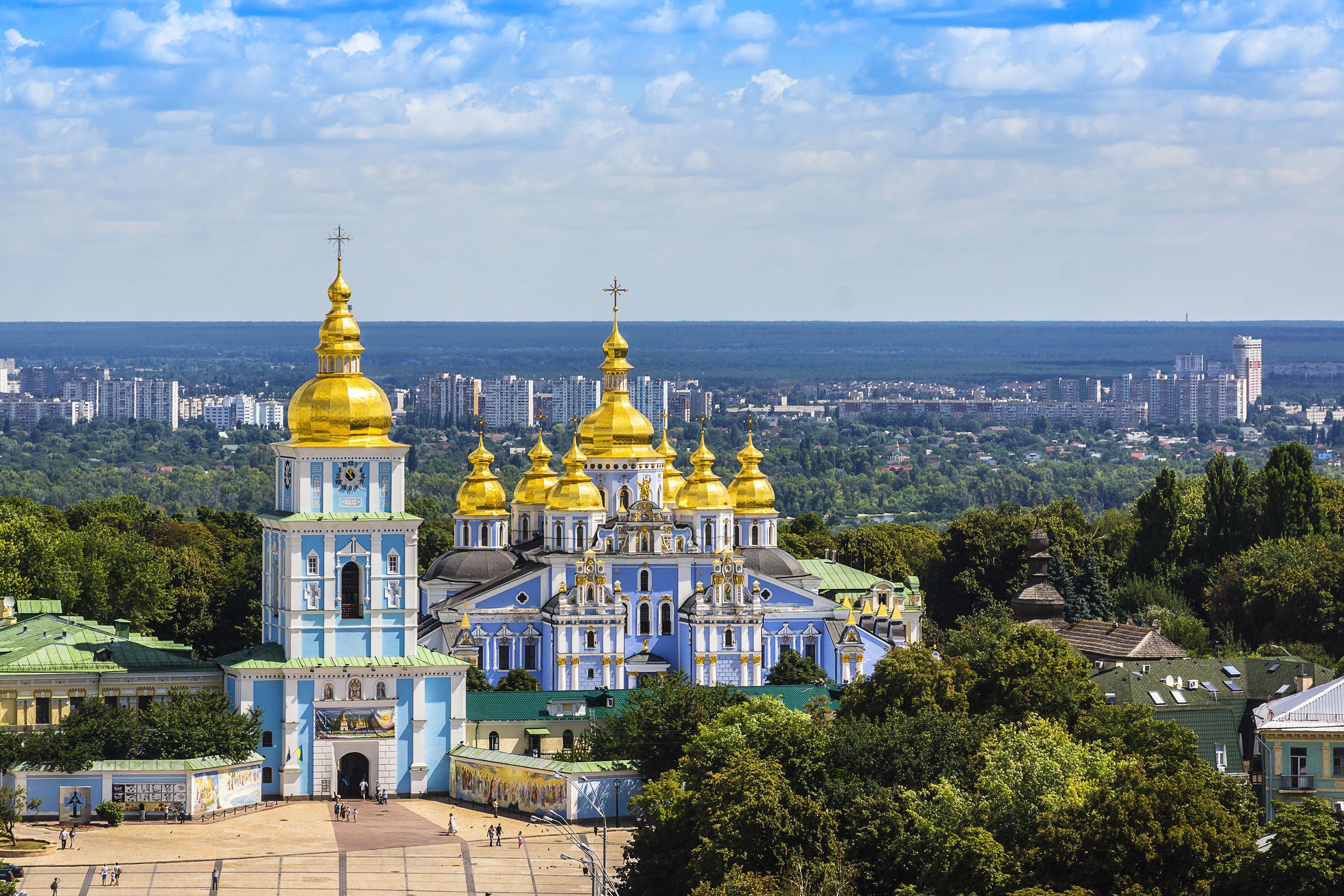 ukraina - Europas Största land