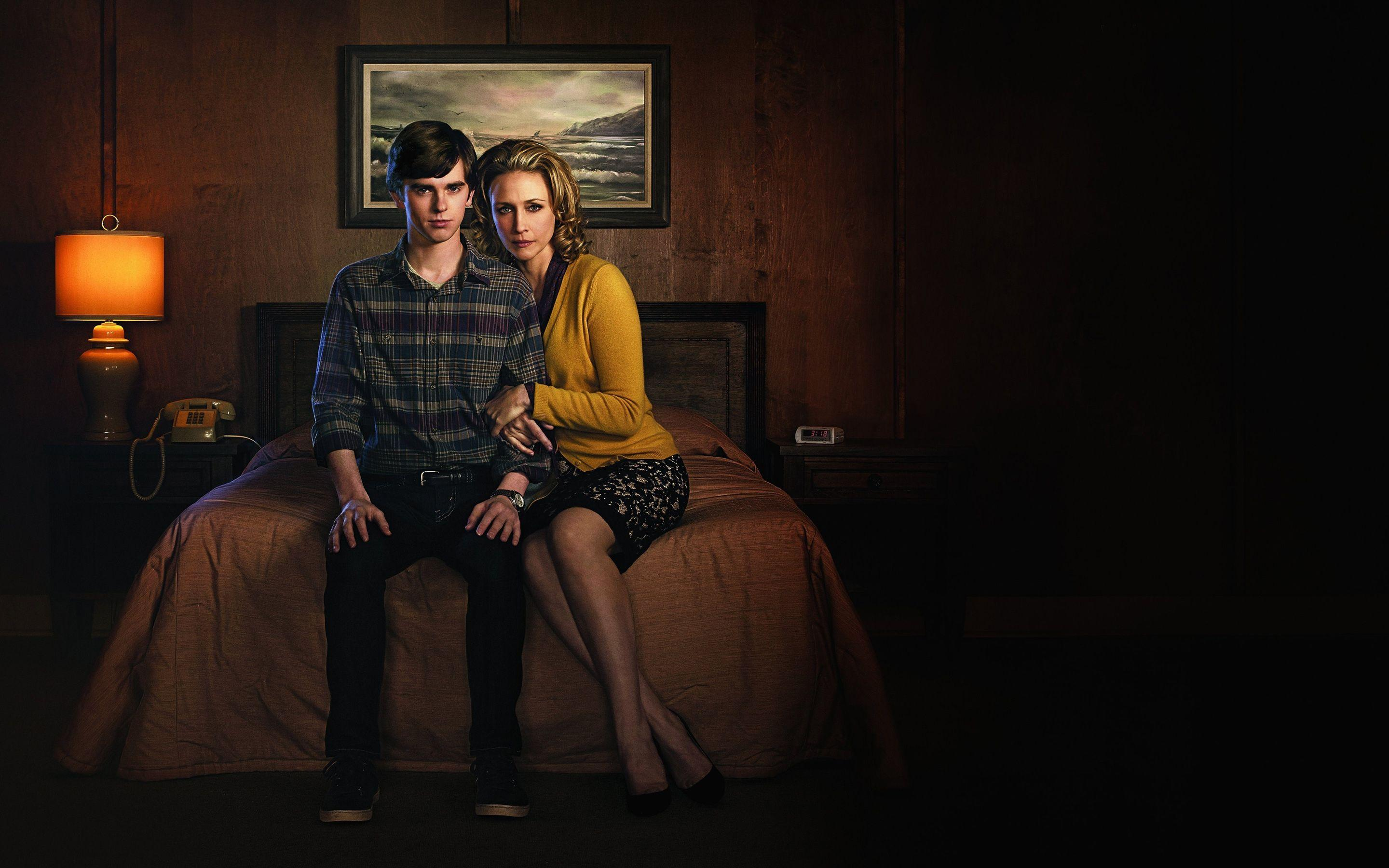 Bates Motel 2013 TV Series Wallpapers