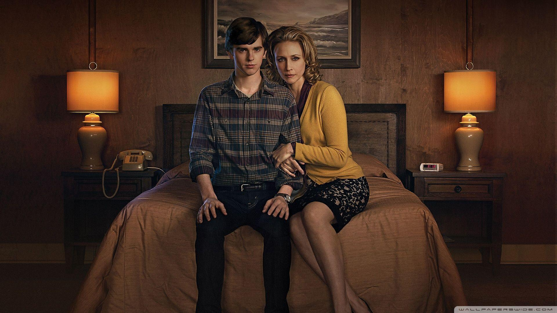 Bates Motel TV series HD desktop wallpapers : Widescreen : High