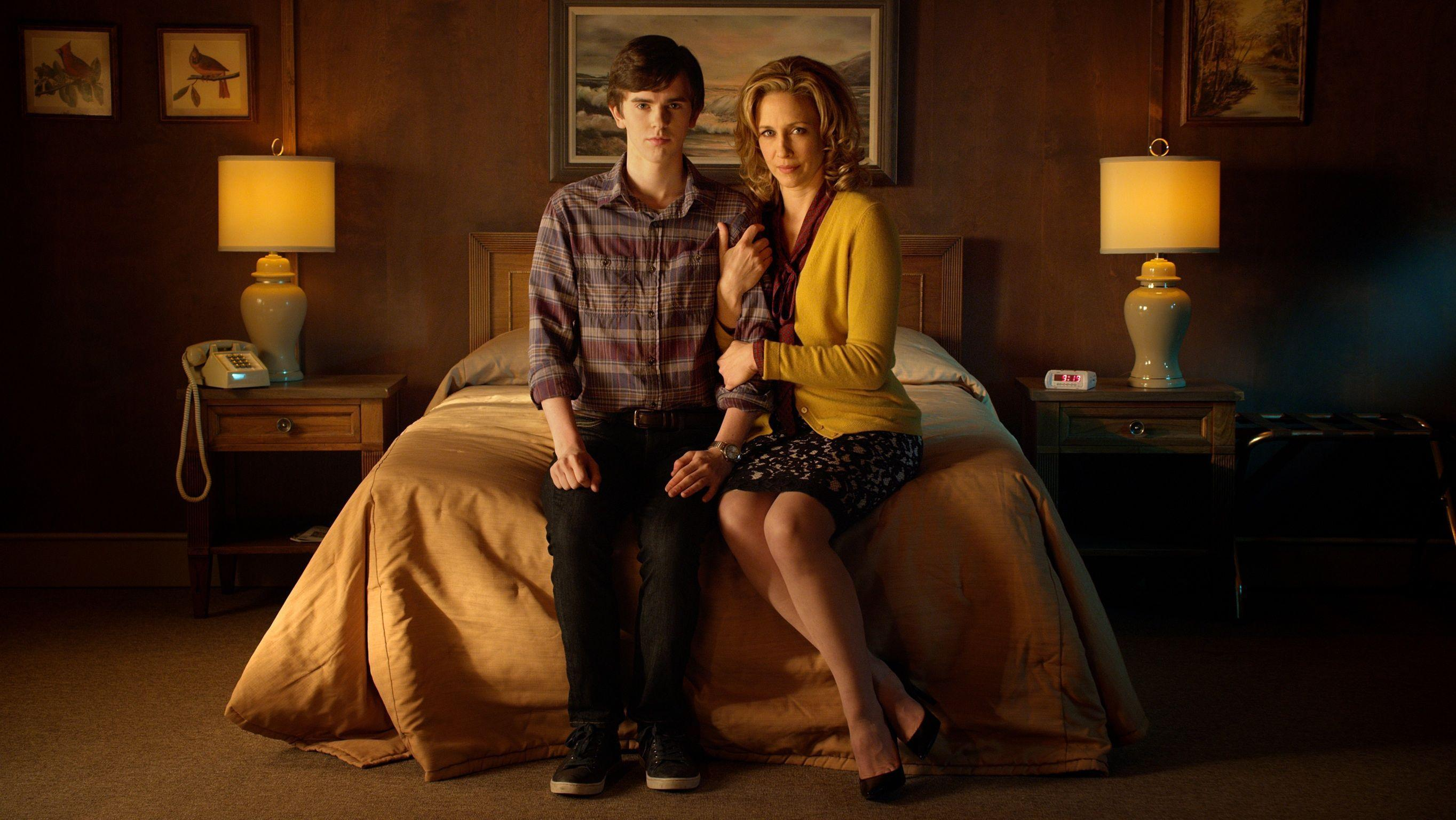 HD Bates Motel Wallpapers and Photos
