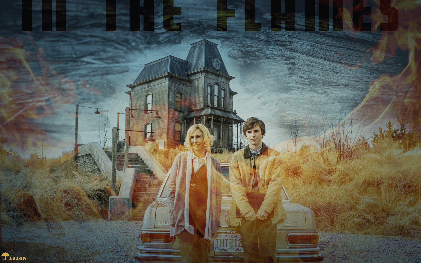 Bates Motel Wallpapers, Awesome 28 Bates Motel Wallpapers