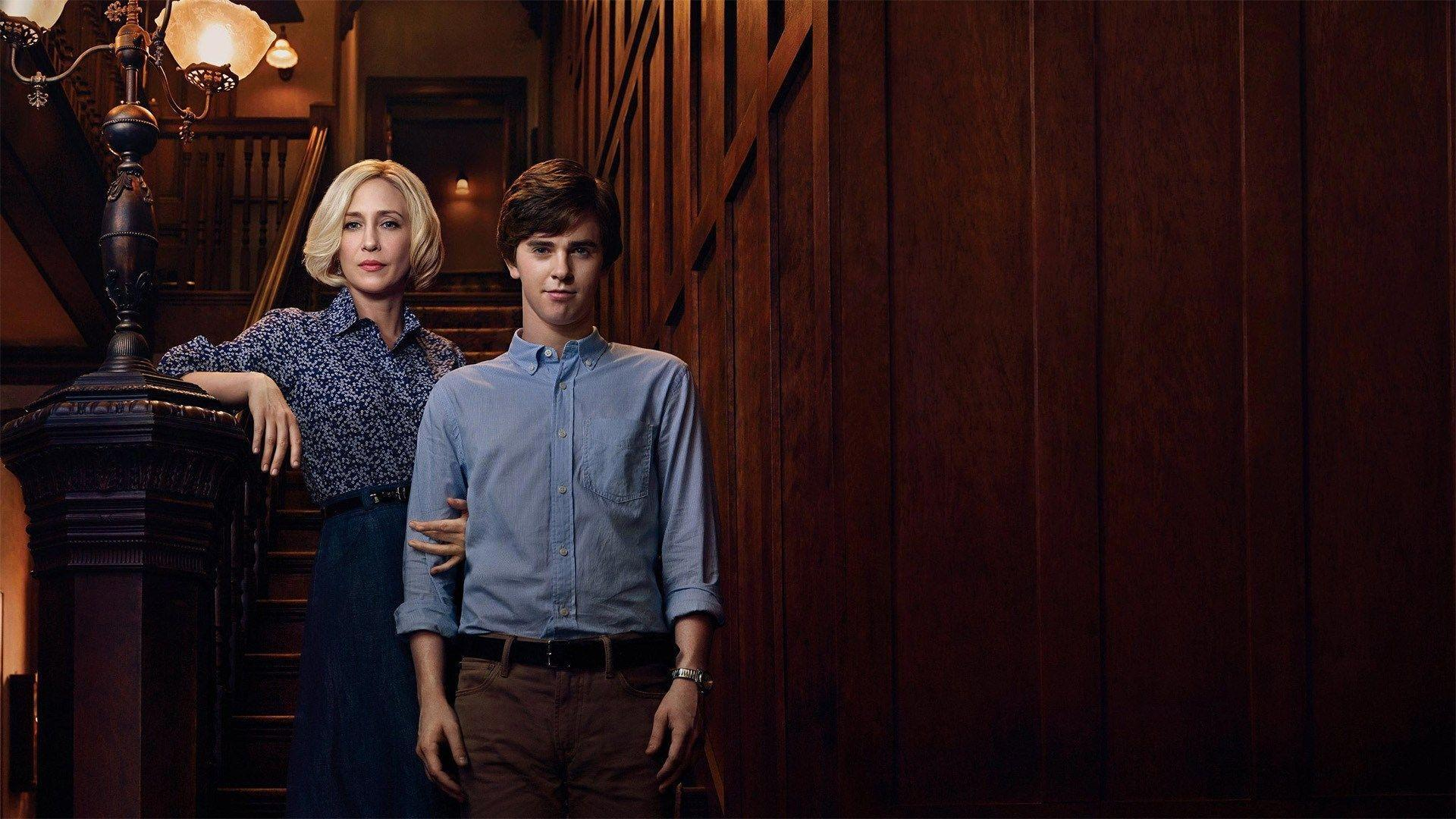 1920x1080 High Resolution Wallpapers = bates motel