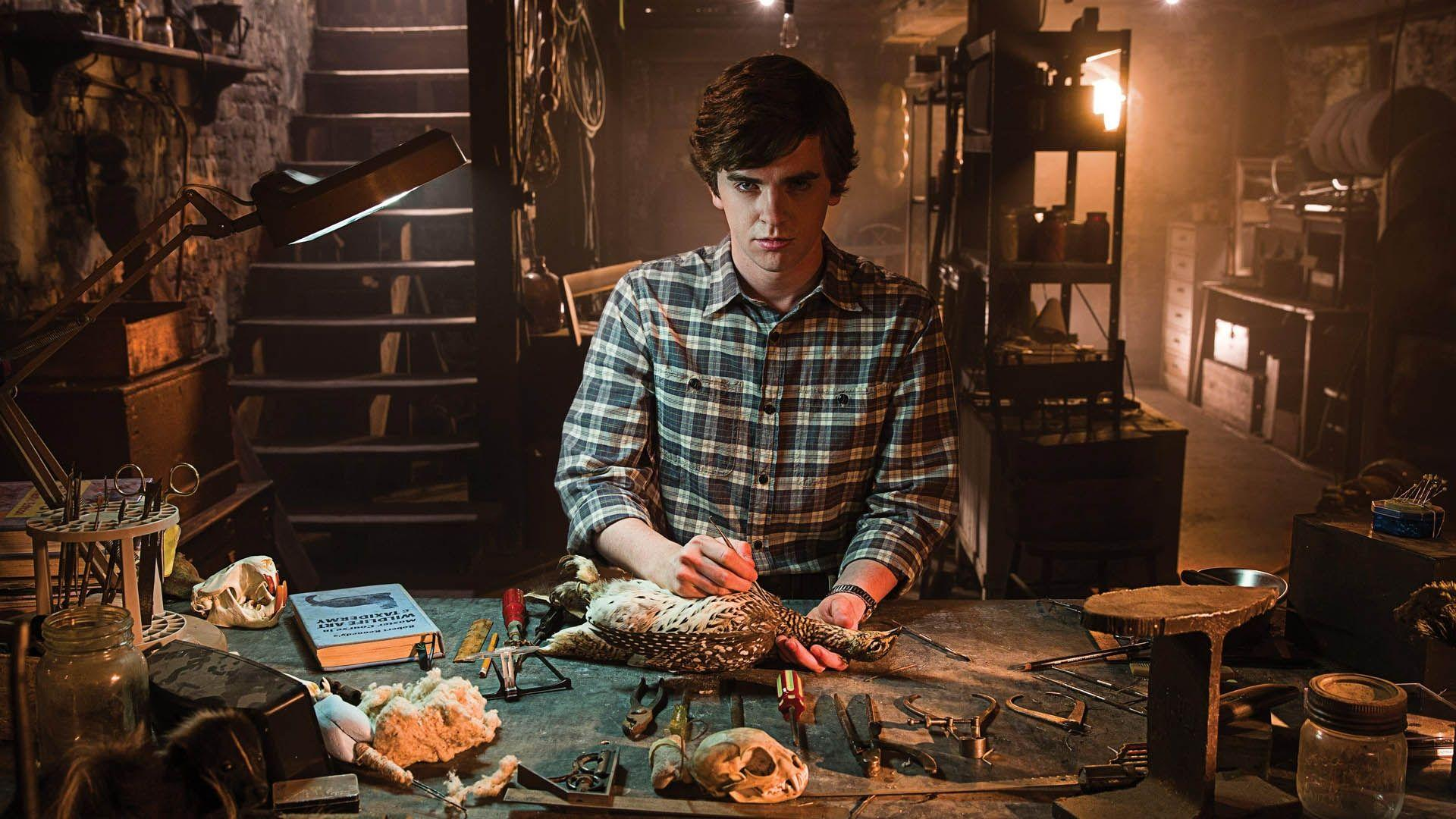 Bates Motel HD Wallpapers