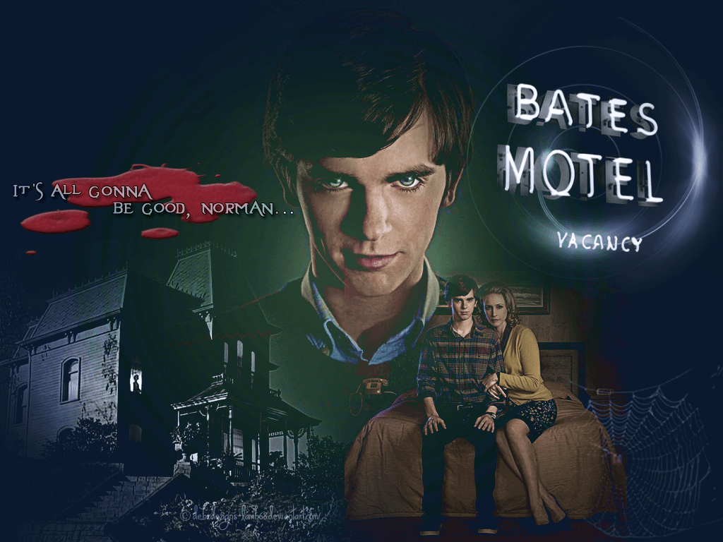 Bates Motel favourites by YamiTaylourIshtar95