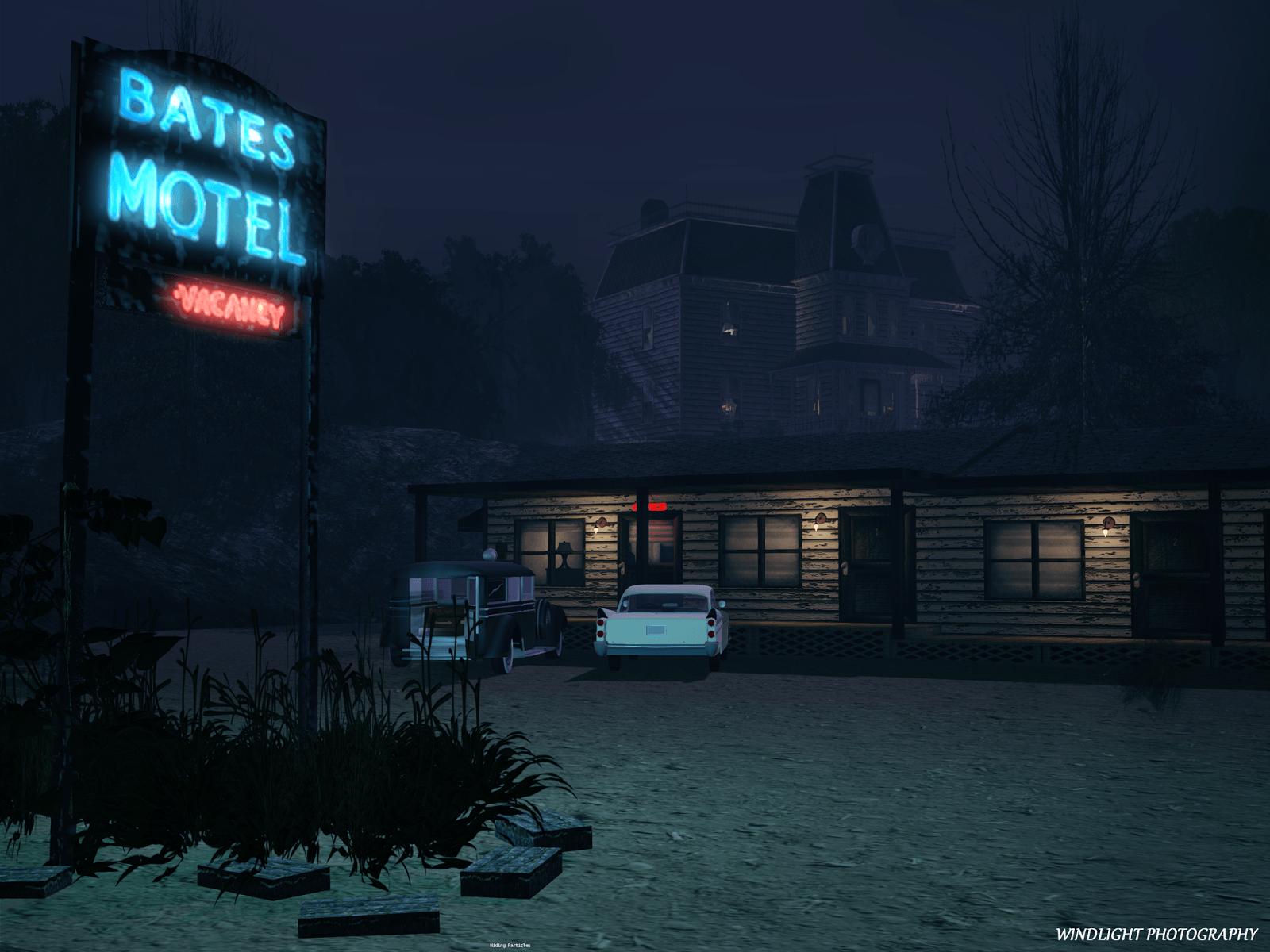Jackson Redstar Photography: Bates Motel Apocalypse