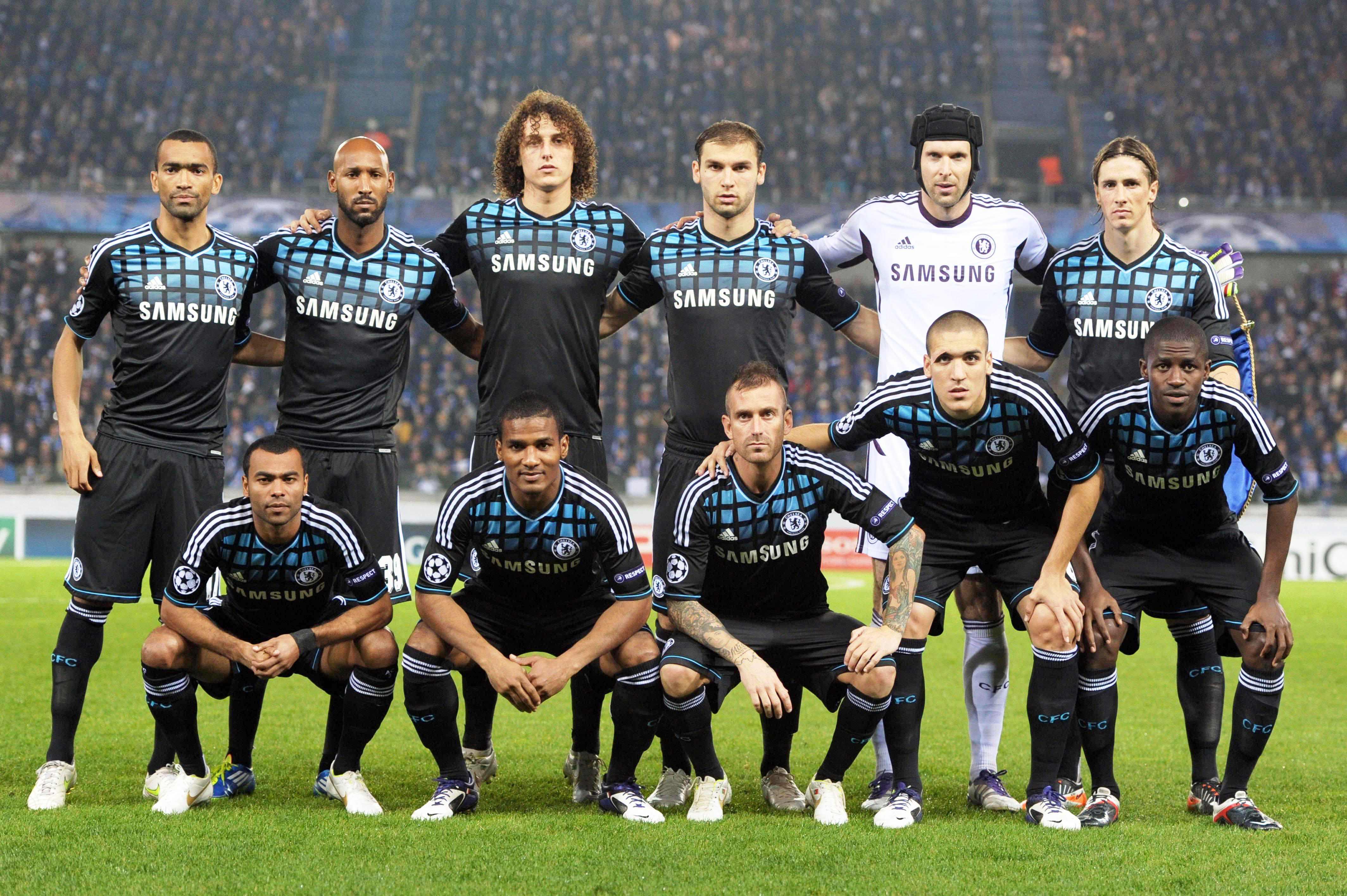 Chelsea F.C. Team Squad Wallpapers - Wallpaper Cave