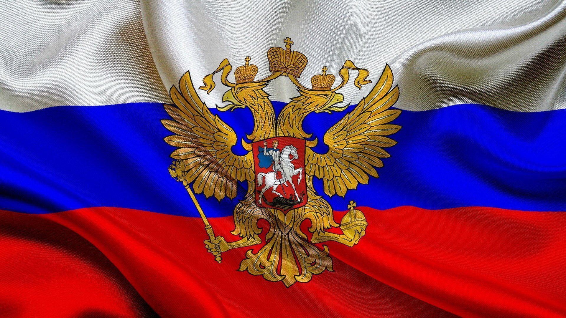 russia flag coat of arms russian flag the flag of the russian ...