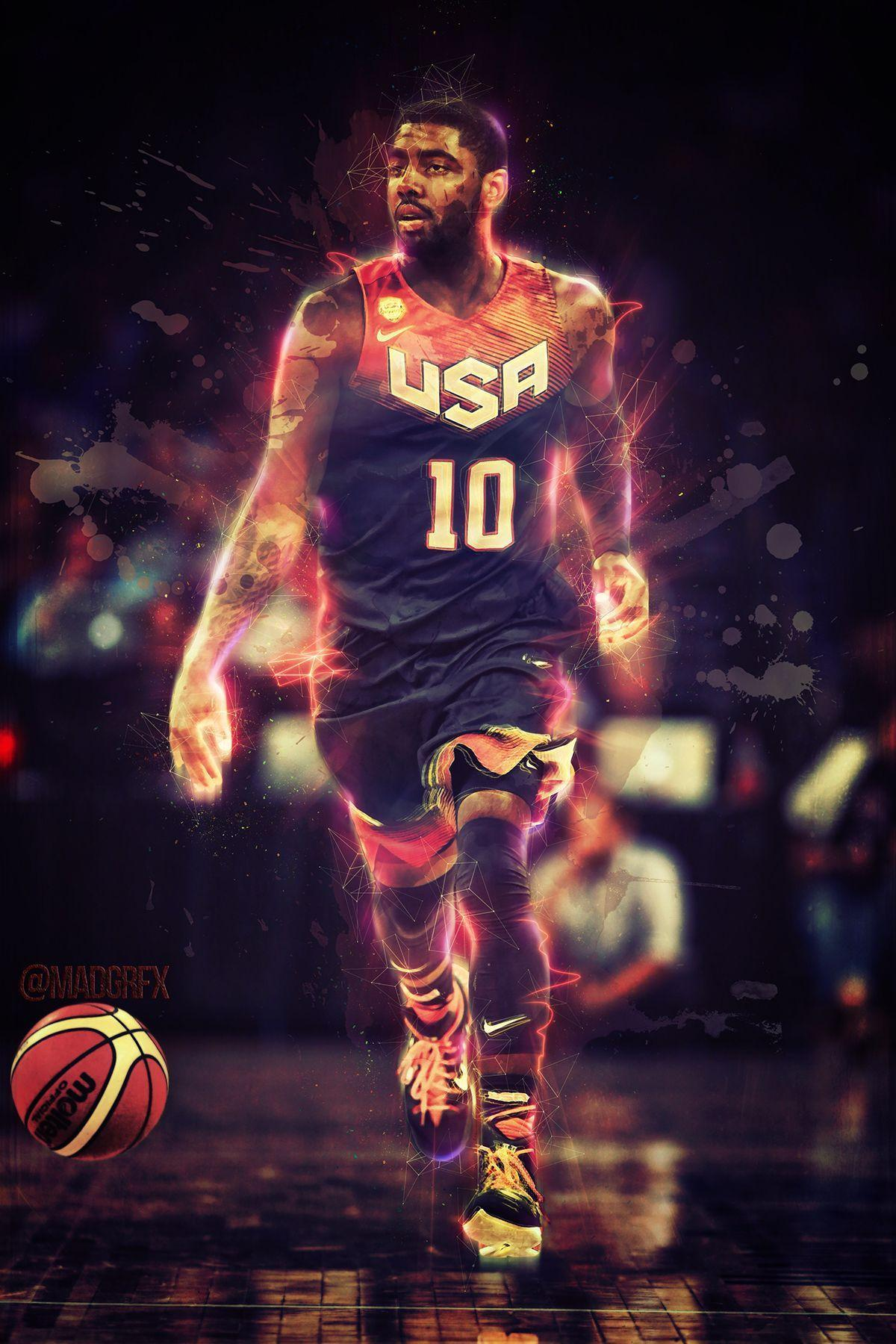 Kyrie Irving 2017 Wallpapers - Wallpaper Cave Kyrie Irving Wallpaper Download