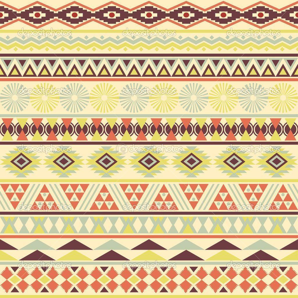 tribal wallpaper pattern - photo #1