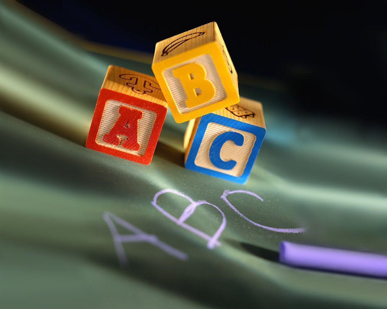 Colorful ABC | Alphabet Flashcard for Kindergarten Kids